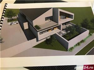 Dumbravita,teren cu proiect de bloc  P+1E+M,s-1164 mp,pret 180 000 euro - imagine 5