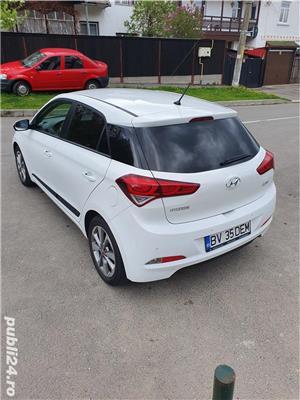 Hyundai i20 Led Line, 1.25l, 84cp, benzina - imagine 5