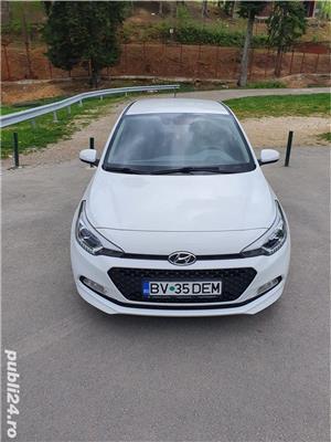 Hyundai i20 Led Line, 1.25l, 84cp, benzina - imagine 3