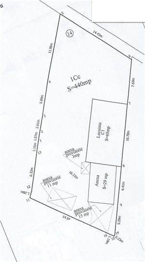Vanzare teren Alunisului / Mixandrei - imagine 1