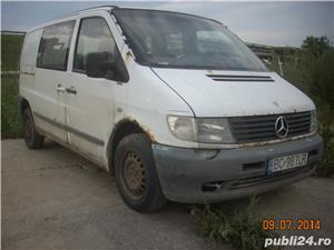 furtun Mercedes Vito - imagine 3