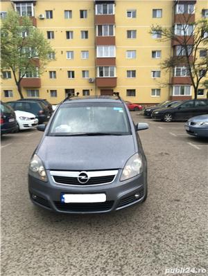 Opel zafira B, an 2007 Primul Proprietar - imagine 1