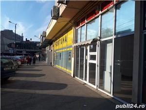 Spatiu comercial, Gara de Nord Timisoara, vitrina - imagine 1