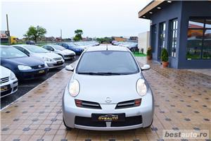 Nissan micra an:2005=avans 0 % rate fixe =aprobarea creditului in 2 ore= autohaus vindem si in rate - imagine 3