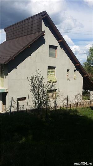 Vand casa la rosu, comuna Merisani, sat Dobrogostea - imagine 7