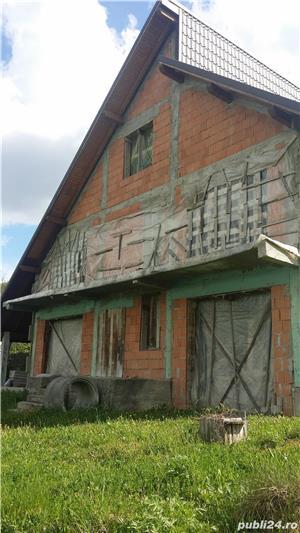 Vand casa la rosu, comuna Merisani, sat Dobrogostea - imagine 3