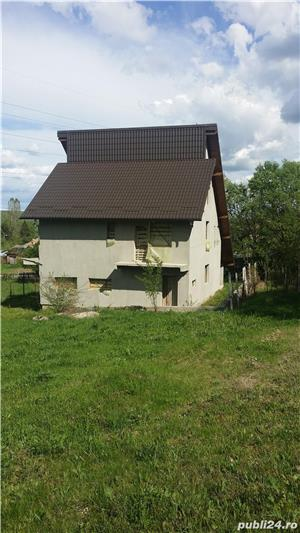 Vand casa la rosu, comuna Merisani, sat Dobrogostea - imagine 34