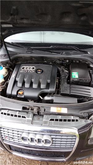 Audi A3 2.0 TDI EURO4 - imagine 9