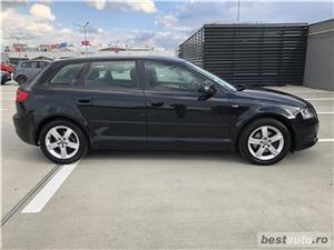 Audi A3 2.0 140 CP An 2010 EURO 5 *Automat*DSGKM REALI - imagine 6