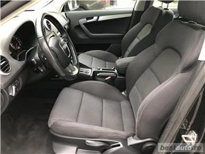 Audi A3 2.0 140 CP An 2010 EURO 5 *Automat*DSGKM REALI - imagine 8