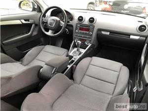 Audi A3 2.0 140 CP An 2010 EURO 5 *Automat*DSGKM REALI - imagine 10