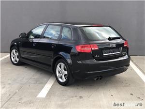 Audi A3 2.0 140 CP An 2010 EURO 5 *Automat*DSGKM REALI - imagine 4