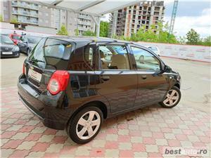 Chevrolet aveo,GARANTIE 3 LUNI,AVANS 0,RATE FIXE,motor 1200 cmc,90 Cp,Clima - imagine 5