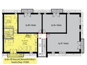Apartamente 3 camere de vanzare Calea Cisnadiei - imagine 3