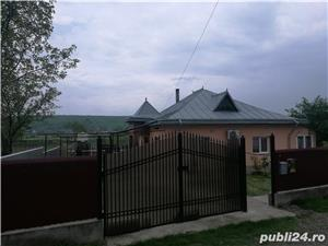 Vand Casa in Stauceni-Botosani de 105 mp cu teren si livada de 1500 mp - imagine 7