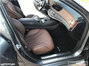 "Merceses-Benz S / 3.0 CDi 340 CP / Trapa Panoramica / 4 Matic / Distronic Plus / ""AMG"" - imagine 4"