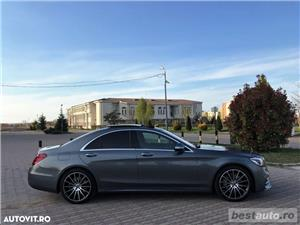 "Merceses-Benz S / 3.0 CDi 340 CP / Trapa Panoramica / 4 Matic / Distronic Plus / ""AMG"" - imagine 11"