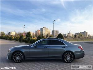 "Merceses-Benz S / 3.0 CDi 340 CP / Trapa Panoramica / 4 Matic / Distronic Plus / ""AMG"" - imagine 9"