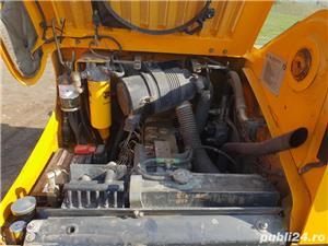 Jcb 170 HF Robot bobcat minincarcator  - imagine 7