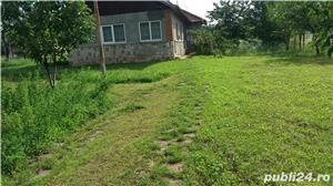 teren si casa de vanzare - imagine 3