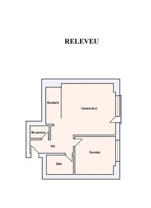 MARIA ROSETTI 38, vanzare apartament 2 camere, etaj 6/9, mobilate si utilate LUX - imagine 8