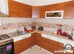 PF-Apartament decomandat,4 camere,108mp+12mp balcoane si gradina 100mp, finisat,in Terra - imagine 3