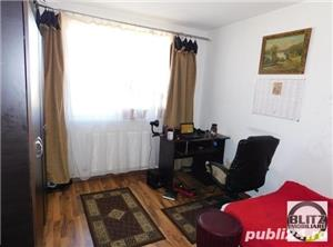 PF-Apartament decomandat,4 camere,108mp+12mp balcoane si gradina 100mp, finisat,in Terra - imagine 5