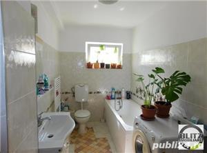 PF-Apartament decomandat,4 camere,108mp+12mp balcoane si gradina 100mp, finisat,in Terra - imagine 7