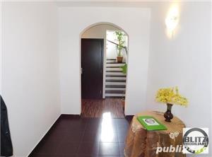 PF-Apartament decomandat,4 camere,108mp+12mp balcoane si gradina 100mp, finisat,in Terra - imagine 9