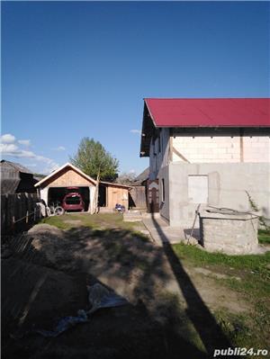 Vînd casă + teren - imagine 5