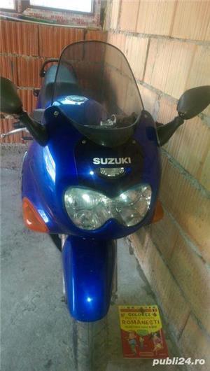 Suzuki Gsx600f - imagine 5