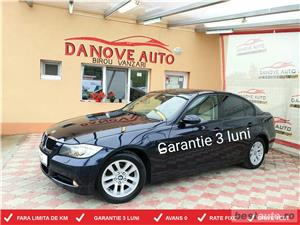 Bmw Seria 3,GARANTIE 3 LUNI,AVANS 0,RATE FIXE,Motor 2000 cmc,Benzina,130 Cp,Climatronic - imagine 1