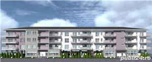Proprietar - apartament 1 camera 37 mp+balcon in bloc nou str. Lidia - imagine 2