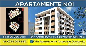Apartamente Noi in Targoviste  - imagine 1
