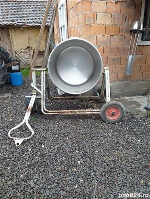 Vand tanc de lapte  - imagine 2