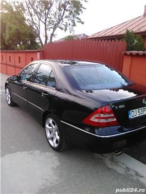 Mercedes-benz C 180 - imagine 3