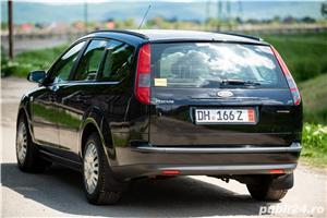 Ford focus-1.6 benzina-2007-impecabila - imagine 2