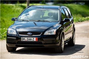 Ford focus-1.6 benzina-2007-impecabila - imagine 1