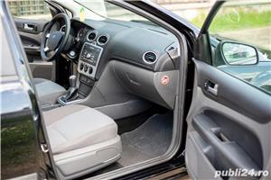 Ford focus-1.6 benzina-2007-impecabila - imagine 8