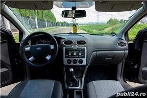 Ford focus-1.6 benzina-2007-impecabila - imagine 7