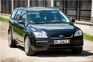 Ford focus-1.6 benzina-2007-impecabila - imagine 3