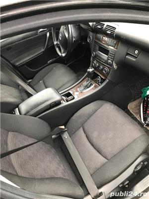 Mercedes-benz Clasa C avariat - imagine 5