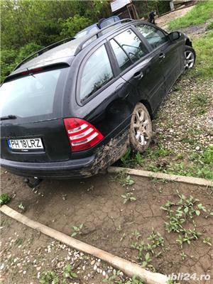 Mercedes-benz Clasa C avariat - imagine 4