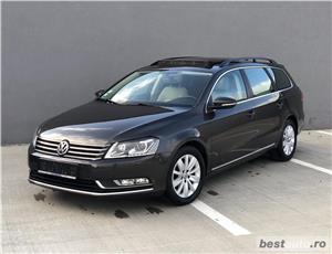 VW PassatTDI 170 CP DSG *Panoramic*Lex*Xenon*Navi*Camera* - imagine 2