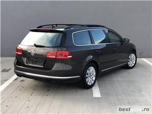 VW PassatTDI 170 CP DSG *Panoramic*Lex*Xenon*Navi*Camera* - imagine 4