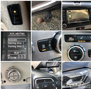 VW PassatTDI 170 CP DSG *Panoramic*Lex*Xenon*Navi*Camera* - imagine 12