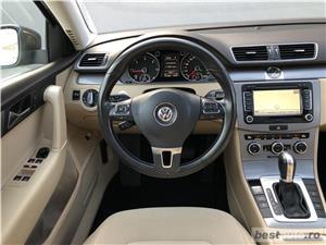 VW PassatTDI 170 CP DSG *Panoramic*Lex*Xenon*Navi*Camera* - imagine 11
