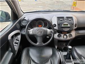 Toyota rav4,GARANTIE 3 LUNI,AVANS 0,RATE FIXE,Motor 2200 TDI,177 Cp,Navigatie/GPS,4x4 - imagine 8