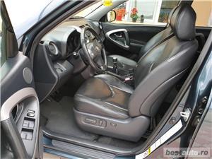 Toyota rav4,GARANTIE 3 LUNI,AVANS 0,RATE FIXE,Motor 2200 TDI,177 Cp,Navigatie/GPS,4x4 - imagine 6