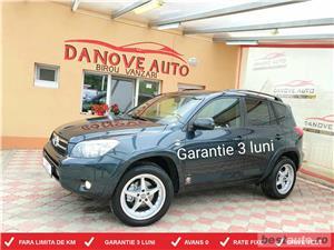 Toyota rav4,GARANTIE 3 LUNI,AVANS 0,RATE FIXE,Motor 2200 TDI,177 Cp,Navigatie/GPS,4x4 - imagine 1